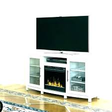 corner tv stand with fireplace corner console
