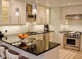small white kitchens.  Small Interior Small Kitchen White Cabinets Home Design Ideas And Pictures Cool  Kitchens With 9 In Y