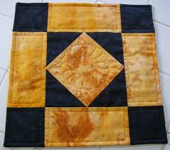 8 best quilting - amish diamond images on Pinterest | Amish quilts ... & Amish Diamond Mini Quilt by QuiltgirlsCreations on Etsy, $20.00 Adamdwight.com