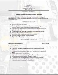 supply technician resume sample computer technician resume examples samples free edit with word