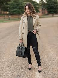 the perfect trench coat
