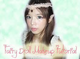 tutorial fairy doll makeup tutorial