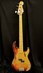 fender precision bass solid body electric bass guitar  vintage 1959 fender precision bass p bass