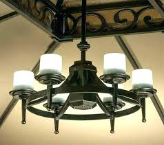battery powered chandeliers chandelier with remote operated large size of outdoor l