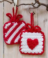 Crochet Christmas Ornaments Patterns Classy 48 Amazing Free Crochet Christmas Ornaments To Make