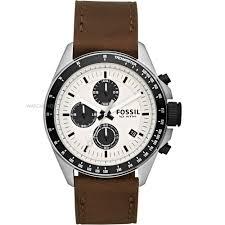 """men s fossil decker chronograph watch ch2882 watch shop comâ""""¢ mens fossil decker chronograph watch ch2882"""