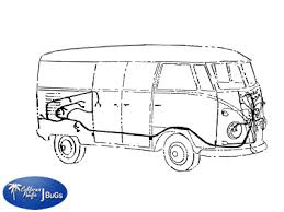 vw complete wiring kit bus 1958 1963 vw parts jbugs com compatibility