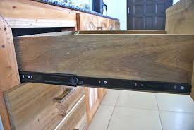 Kitchen Cabinet Drawers Slides Our Philippine House Project Kitchen Cabinets And Closets My