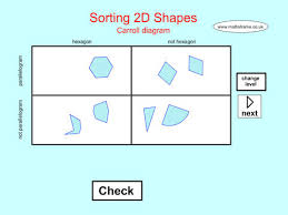 Venn Diagram Quadrilaterals Classifying Quadrilaterals Venn Diagram