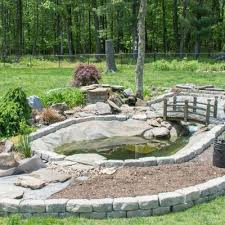 the pond project diy pond and backyard makeover diy garden edging how to