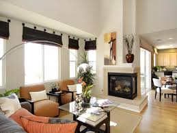 Living Room Fireplace Designs Whats Hot About Your Fireplace Hgtv