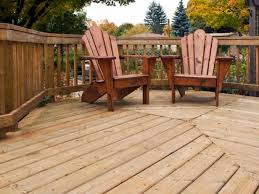 wood deck cost. Pressure Treated Deck Cost Wood Decking Materials