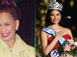 Melanie Marquez Daughter Michelle Marquez Dee is PH Bet To Miss World