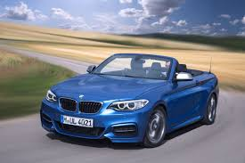 BMW reveals all-new 2 Series convertibles