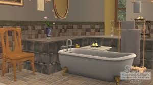 Sims Kitchen The Sims 2 Kitchen Bath Interior Design Stuff Gamespot