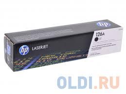 <b>Картридж HP CE310A</b> (<b>№126A</b>) для цветных принтеров <b>HP</b> ...