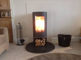 Great looking Scan 45 Mini http://scottishstovecentre.co.uk/about. Wood  StovesWood Burning Stoves