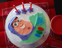Toy Story Cake Ideas For Beginners 65835 Lightyear Toy Sto