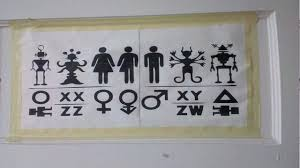 gender neutral bathroom sign funny. Interesting Gender This Sign Pretty Much Covers All Forms Of Life To Gender Neutral Bathroom Sign Funny G