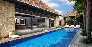 5 Bedroom Villa Seminyak Style Design Custom Decorating Design