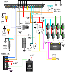 ford tfi wiring diagram ford wiring diagrams