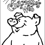 Small Picture To Print Charlotte Web Coloring Pages 42 On Coloring Pages Online
