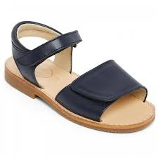 navy blue sandals for boys and girls