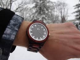 treehut redwood ebony theo watch review