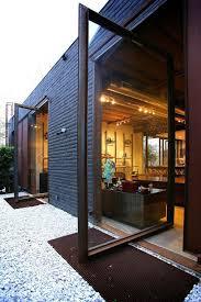 large turnstile glass doors