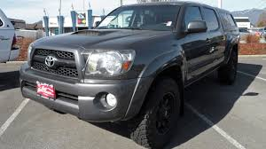 SOLD) 2011 Toyota Tacoma TRD Sport Preview, For Sale At Valley ...