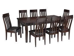 Ashley Signature Design Haddigan 9-Piece Rectangular Dining Room ...
