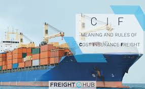 Cif Incoterm Meaning And Rules For Your Freight