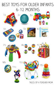 best toys for older infants 6 12 months great gift ideas