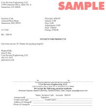 Invoice Letter Sample For Payment 7 Night Club Nyc Guide