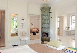 compact office kitchen modern kitchen. Natural White Apartment Interior For Design Ideas Compact Office Kitchen Modern