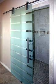 showers frosted shower door decals decoration bathroom glass doors canada