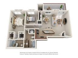 3 Bedroom Apartments In Alexandria Va Cool Decorating Ideas