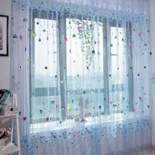 curtain multi color sheer curtains colored striped panels for plan 8
