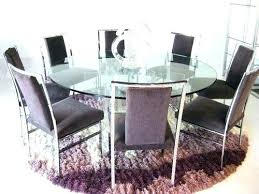 round glass dining table how to select large round dining table home decor round glass dining