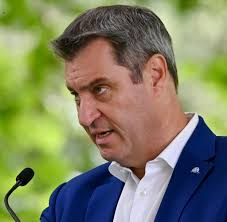 Cabinet söder is the name of any of two cabinets in the german state of bavaria led by markus söder: Csu Chef Soder Fordert Wahlkampfneustart Von Laschet Und Attackiert Aiwanger Welt