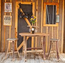 oak wine barrel barrels whiskey. Tasting Table Made From One Oak Wine Barrel. Www.kingbarrel.biz. Whiskey BarrelsKitchen Barrel Barrels