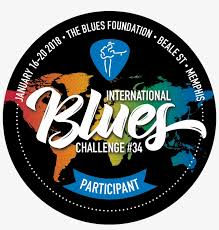 The Ivy Ford Band Competes, 2018 International Blues - International Blues  Challenge 2018 - 1395x1327 PNG Download - PNGkit