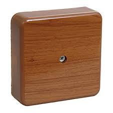 <b>Коробка</b> распределительная открытой установки <b>75х75х20 мм</b> ...
