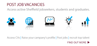 sheffield jobs board search and apply for jobs in sheffield post job vacancies
