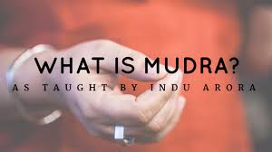 what is mudra