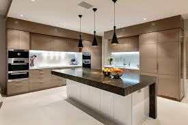 Small Picture Modern Kitchen Interior Home Design Decor Et Moi
