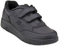 new balance extra depth shoes. new balance black shoes | ww811 velcro walking - women extra depth