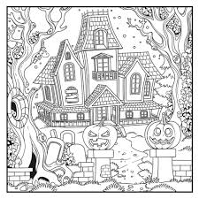 These free, printable halloween coloring pages provide hours of fun for kids during the holiday season. 24 Free Halloween Coloring Pages Every Kid Will Love Ohlade