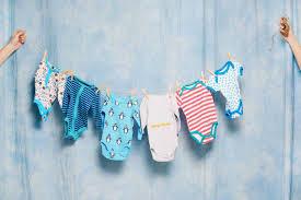 Hướng dẫn mẹ 7 bước giặt quần áo cho trẻ sơ sinh an toàn