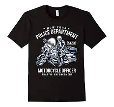 Graphic Design Office Gorgeous Amazon Police Motorcycle Officer T Shirts Graphic Design T